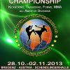 Nationalteam der WKF Europameisterschaft 2013 in Bregenz