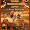 Nationalteam der Weltmeisterschaft 2021 in Kairo
