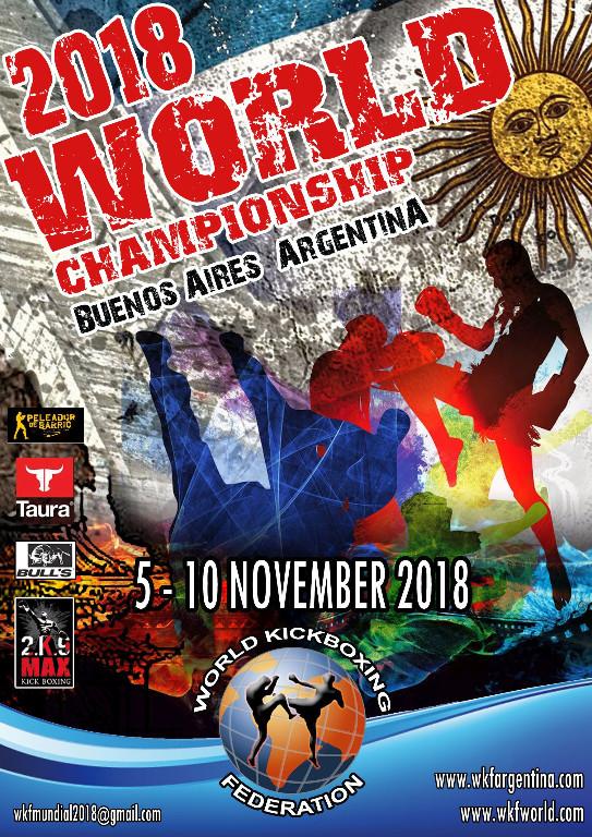 2018.11.05. Weltmeisterschaft in Buenos Aires