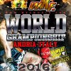 Nationalteam der WKF Weltmeisterschaft 2016 in Andria