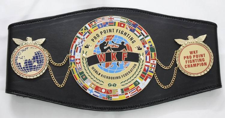 WKF Pro Point Fighting belt