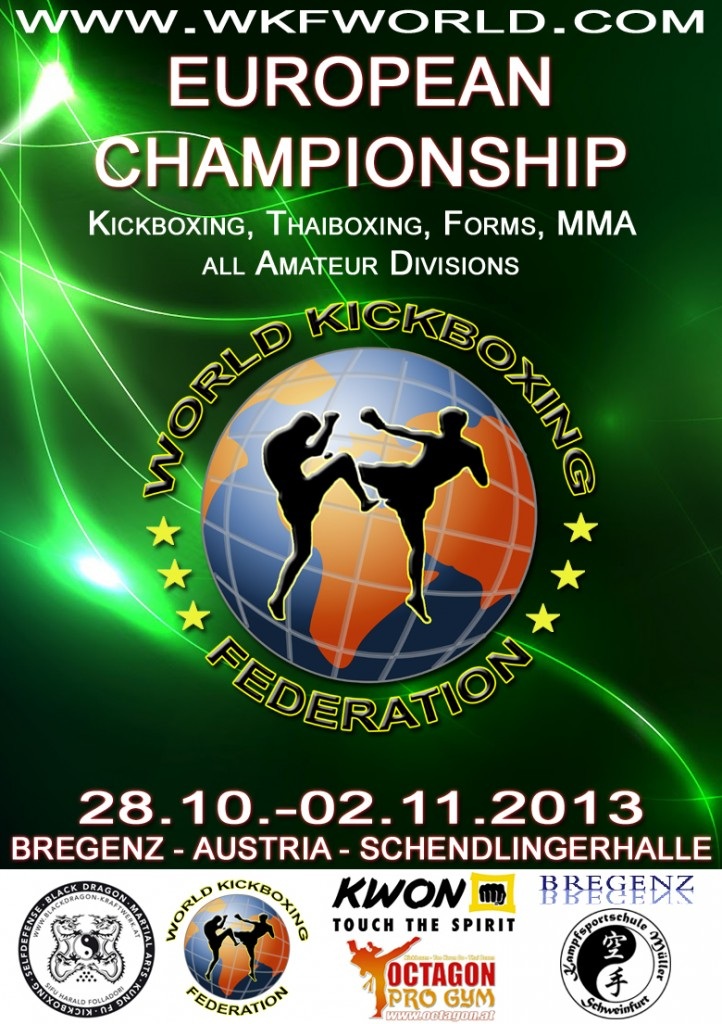 Poster EM WKF 2013