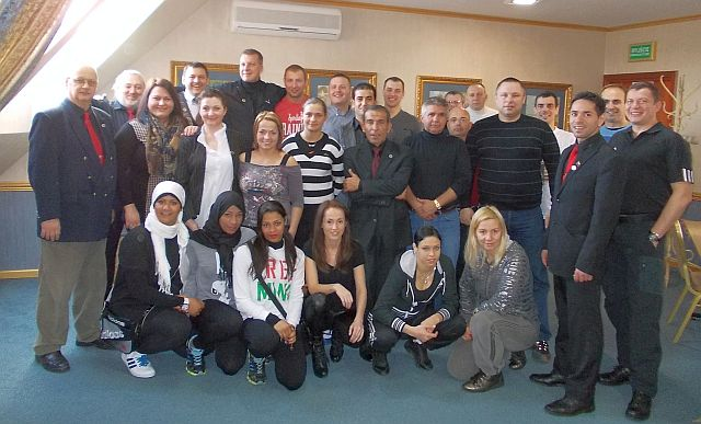 World referee Seminar 2013_
