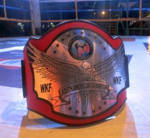 WKF LAC Belt