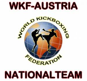 WKF-Austria Nationalteam Logo