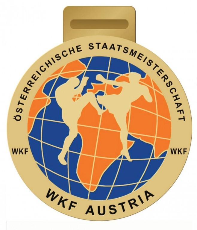 2017 ÖSTM Medaille