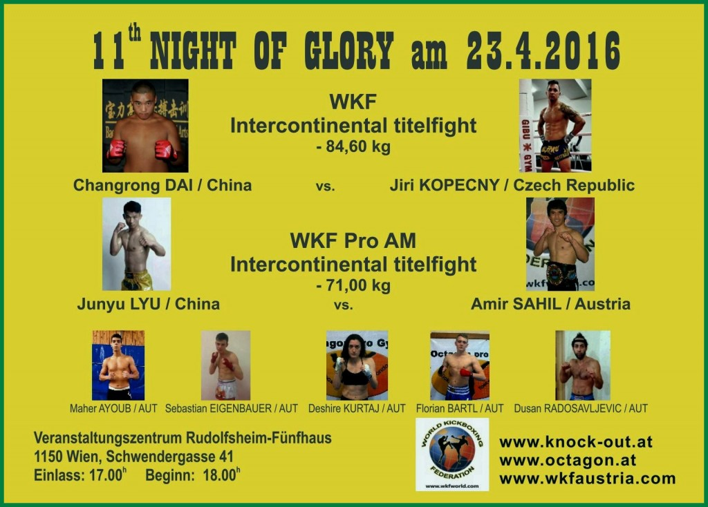 WKF  A6 Flyer