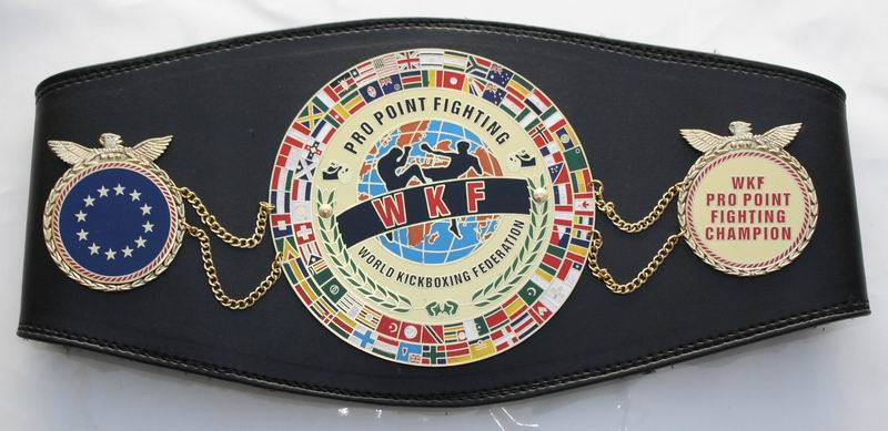 WKF Pro Point Fighting Europe belt